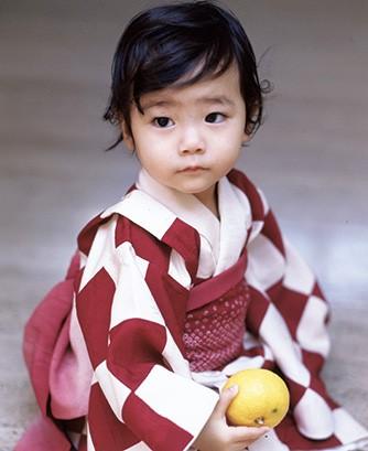 1歳2ヶ月の内田伽羅