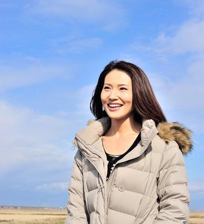 2013年当時の金子恵美さん(34歳)